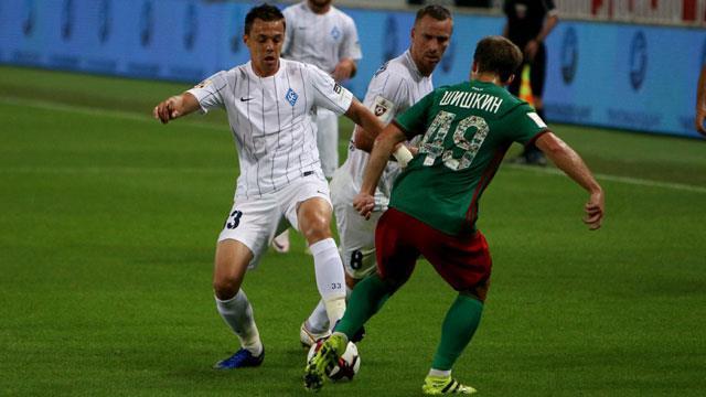«Локомотив» и«Крылья Советов» сыграли вничью вматче четвертого тура РФПЛ