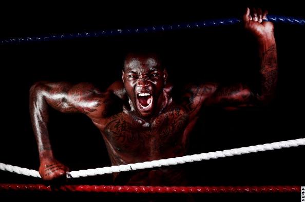Фотосессия боксеров