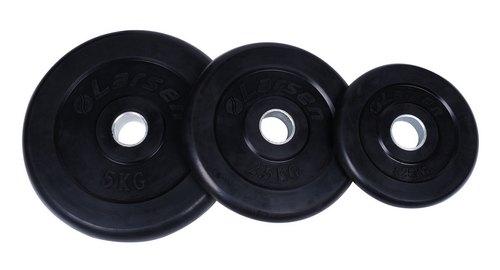 Обрезиненные диски для штанги