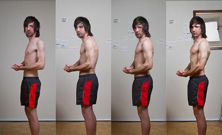 Программа тренировок для эктоморфа для набора мышечной