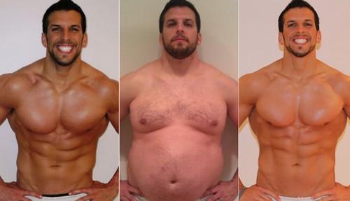 сжечь жир на животе и боках диета