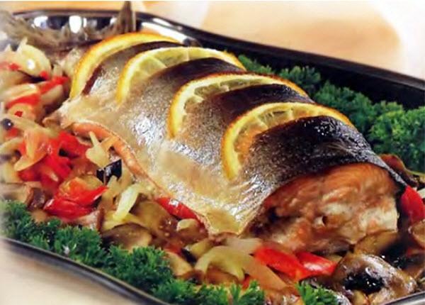 Какие пищевые вещества содержатся в рыбе