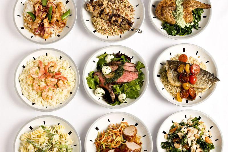 правильное пятиразовое питание для похудения меню