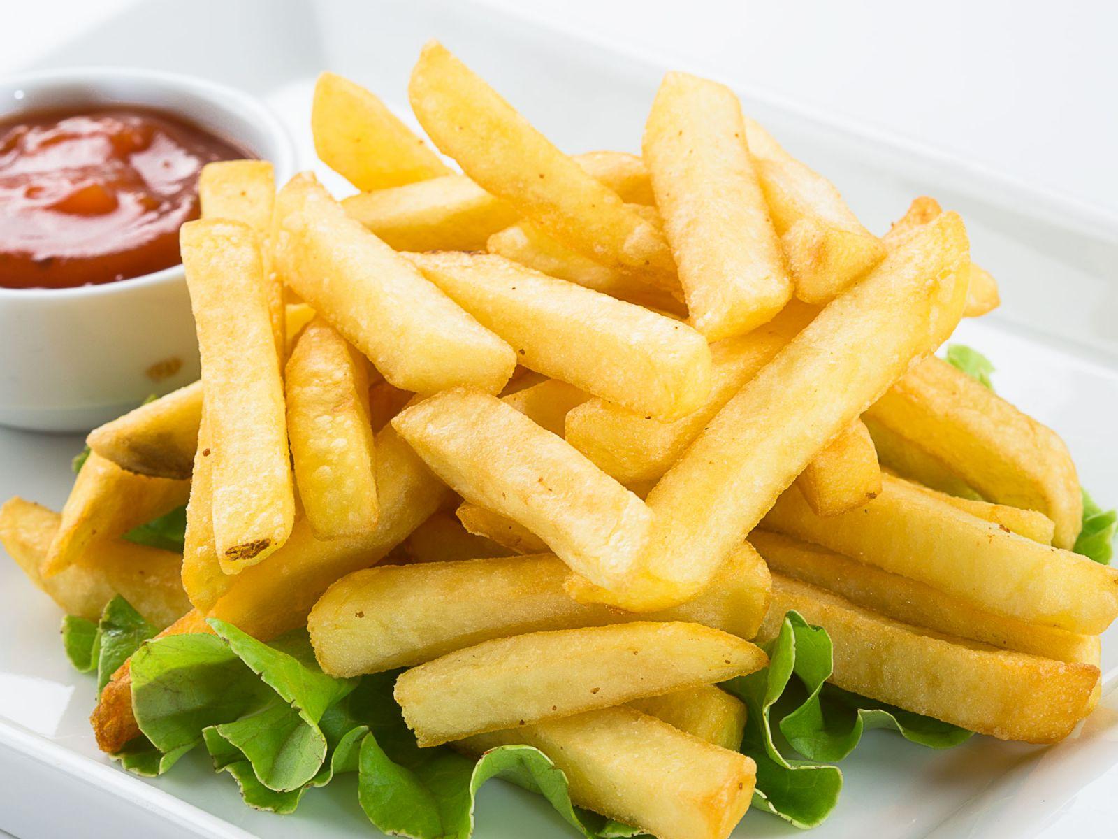 Калорийность вареного картофеля с маслом