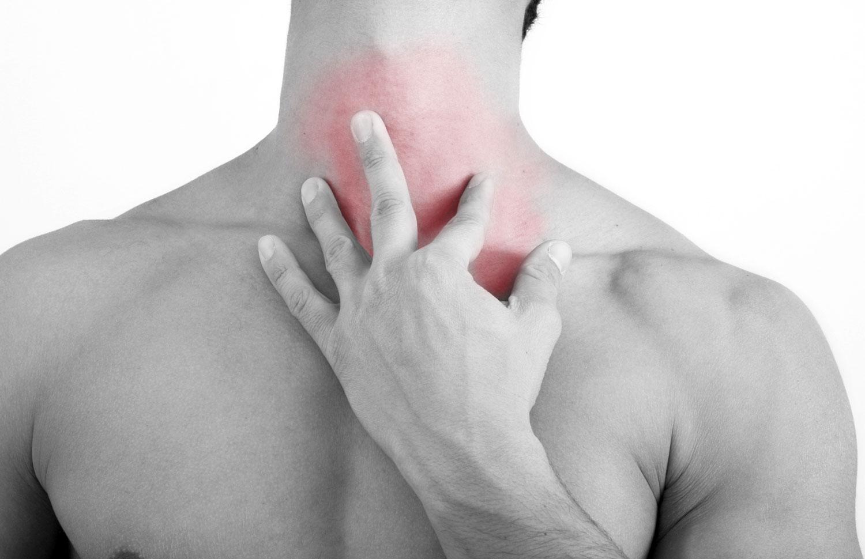 Боли в горле при шейном остеохондрозе: причины, симптомы ...