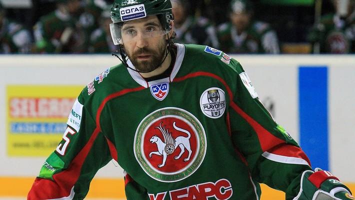 Контракт Зарипова с «Ак Барсом» расторгнут - агент хоккеиста