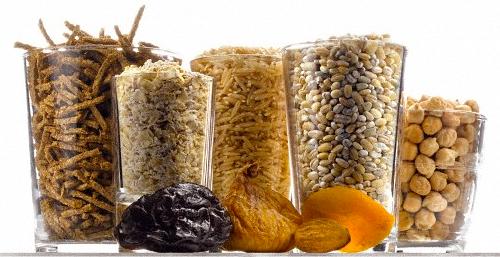 клетчатка список продуктов для похудения