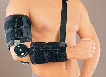 Перелом локтевого сустава бандаж что принимать для суставов занимаясь бегом