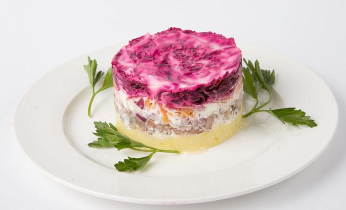 под шубой салат классический рецепт с фото