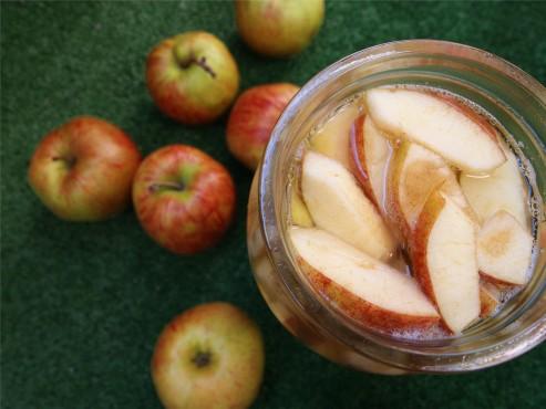 Яблочный уксус в домашних условиях. Как приготовить 73