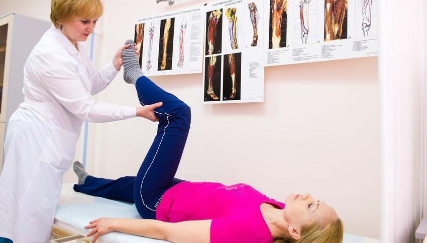 Причины болей в костях ног от колена до ступни