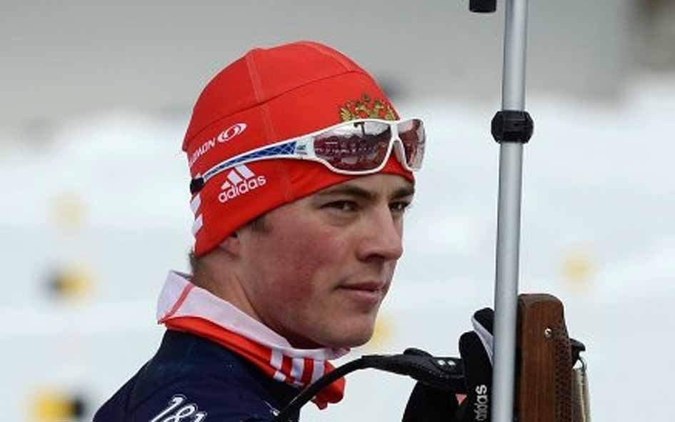 Биатлонист из Башкирии Антон Бабиков завоевал бронзу в масс-старте