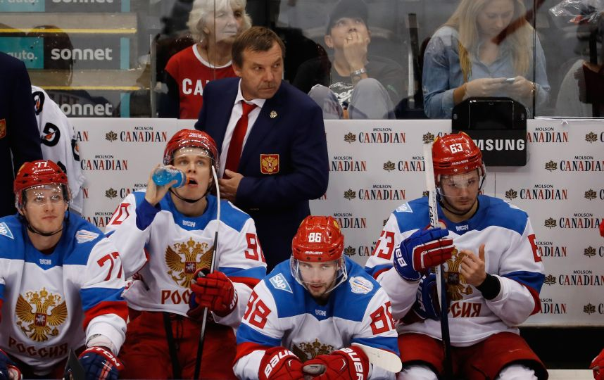 Олег Знарок назвал состав команды на«Кубок Карьяла»
