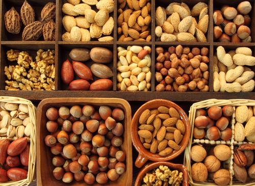 ночь есть можно на ли орехи похудении при