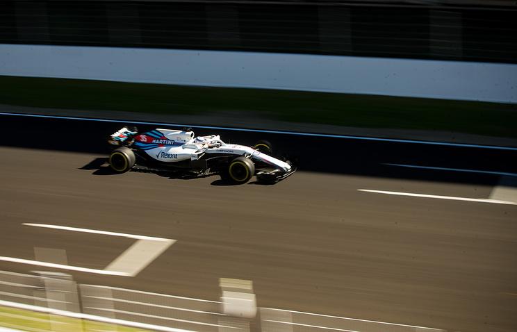 Сироткин стал девятым впервый день завершающих тестов «Формулы-1»