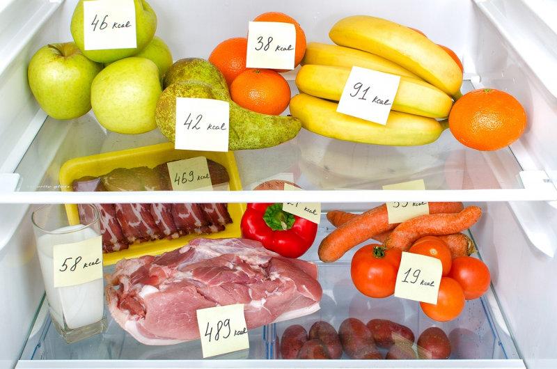 сколько надо съедать в день чтобы похудеть