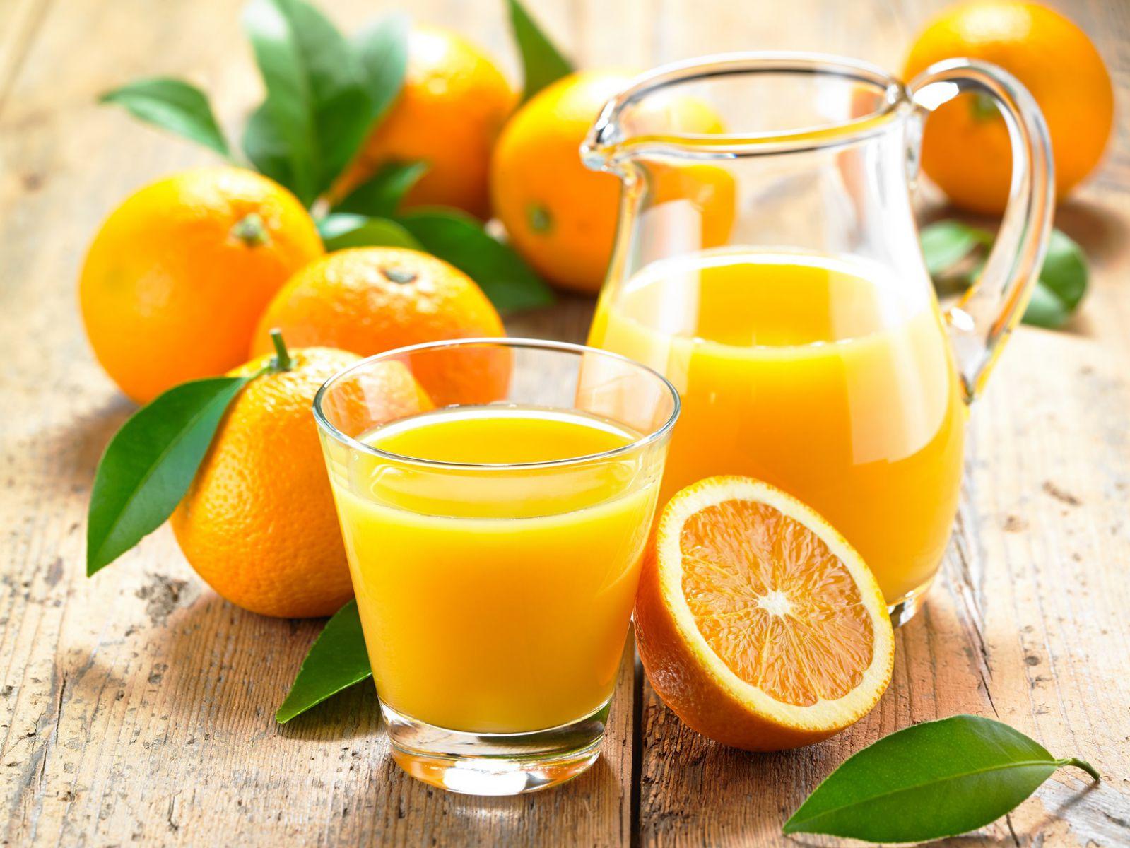 Апельсин шырыны сүйектің сыну қатерін төмендетеді