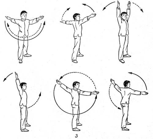 Комплекс упражнений суставной гимнасти сустав картинки