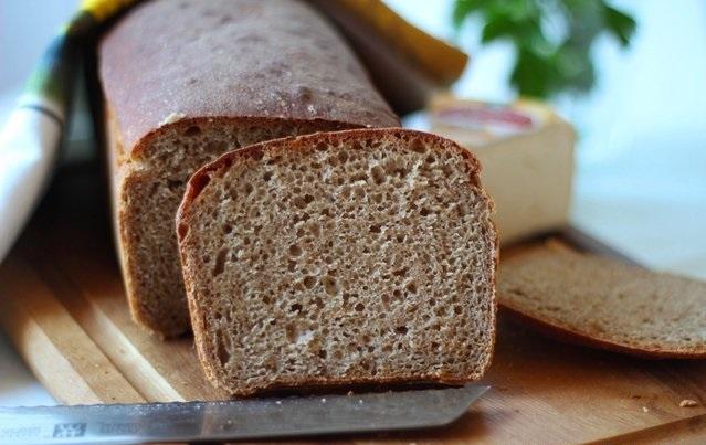 рецепт хлеба правильное питание