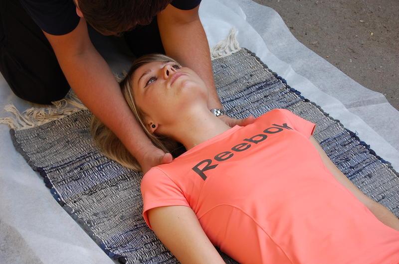 Причины симптомы лечение спазм мышц шеи
