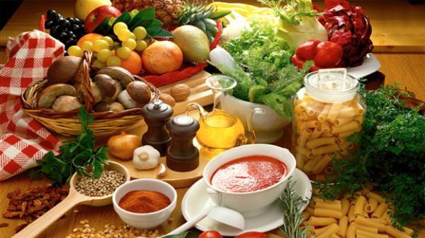 Чем питаются вегетарианцы меню