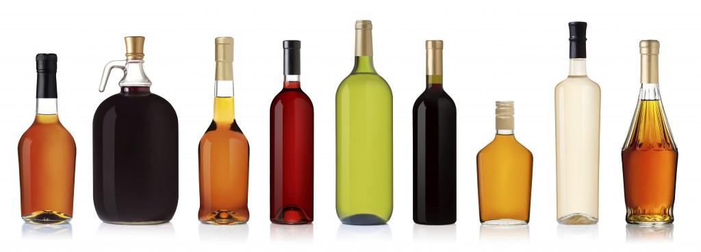 Разные виды алкоголя и их время выведения из организма