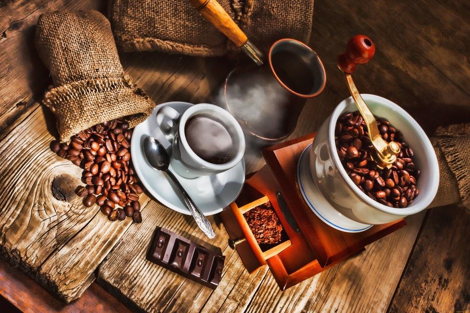 Кофе ускоряет выведение алкоголя из крови
