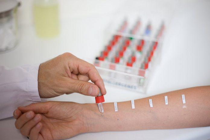 Изменение анализа крови при аллергии