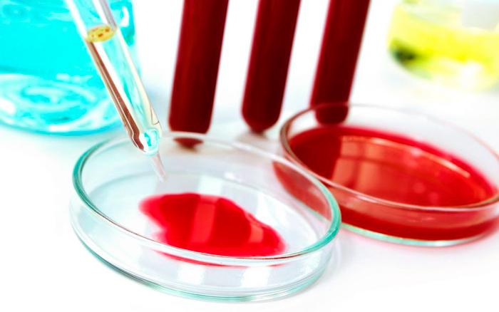 Анализы определяют уровень билирубина в крови
