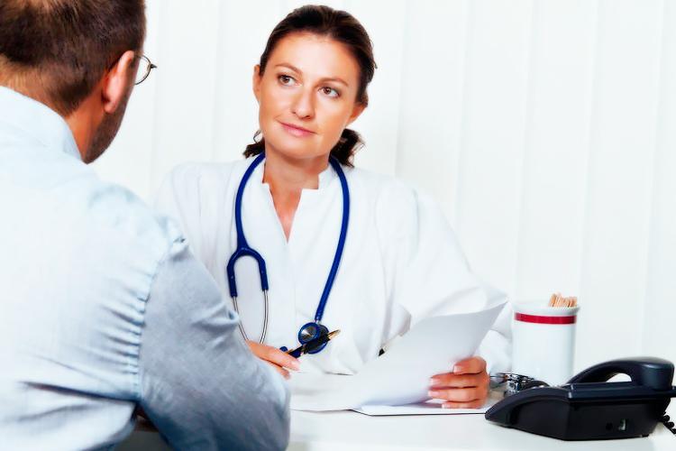 Врач выявил повышенный билирубин в крови пациента