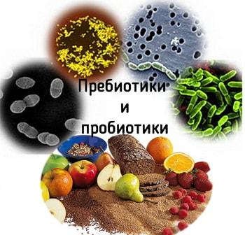 Пребиотики и пробиотики в одном препарате название