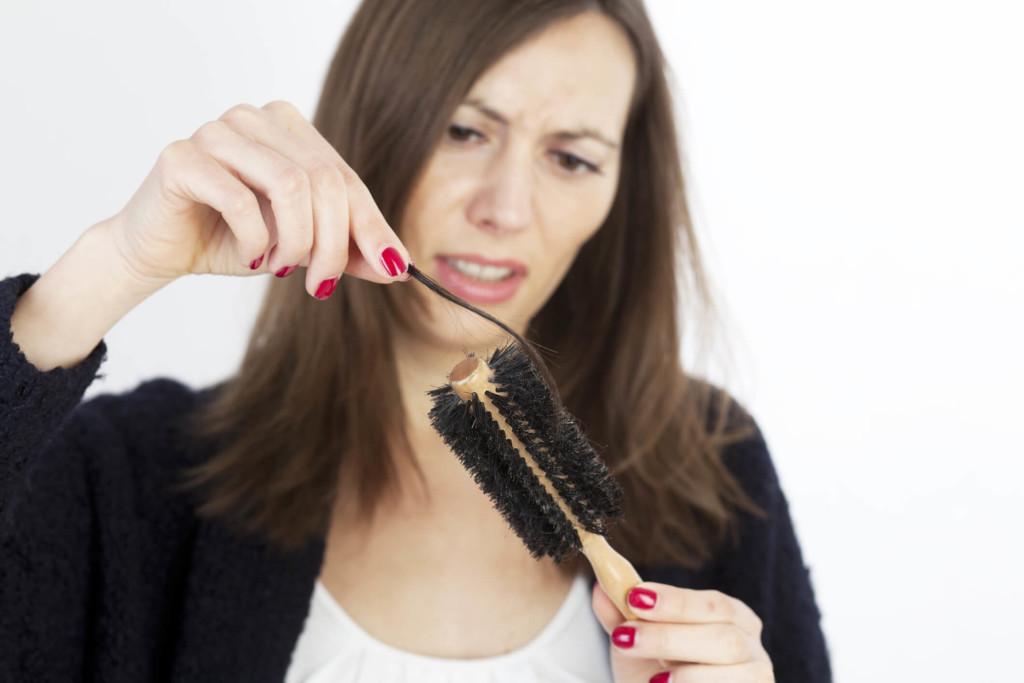 От дисбактериоза кишечника выпадают волосы