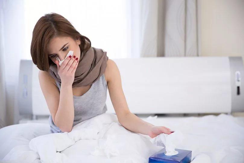 Есть температура при аллергии