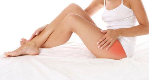 чем мазать если болит тазобедренный сустав