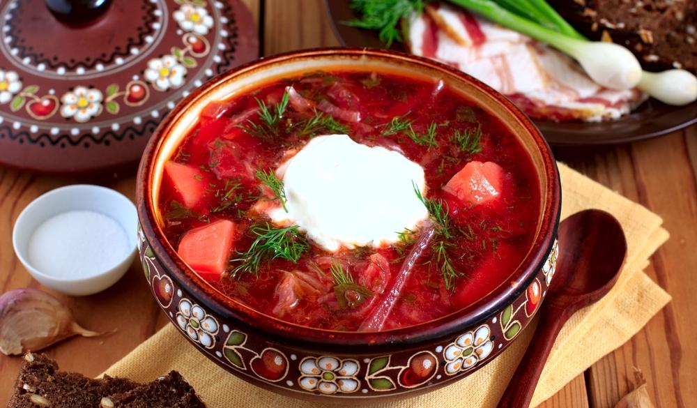 В чем польза супов борщей и щей