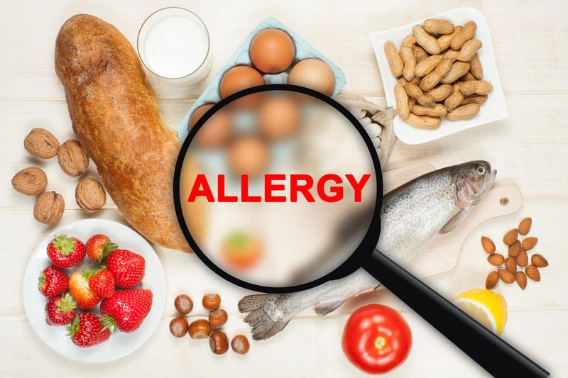 Диета для детей при пищевой аллергии меню