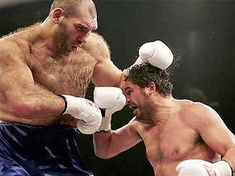 Николай Валуев, бокс