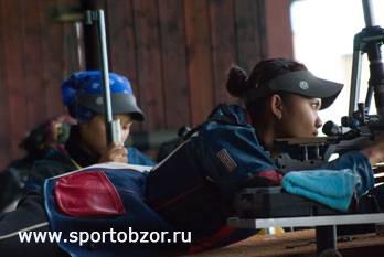 Открытый Кубок Москвы 2006 по пулевой стрельбе