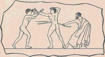 Уроки бокса на СпортОбзор.ru - история бокса