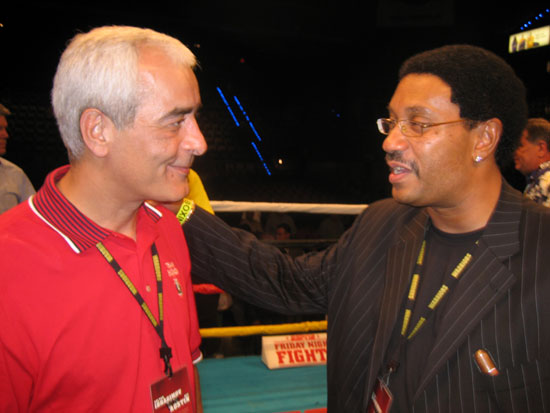 профессиональный бокс