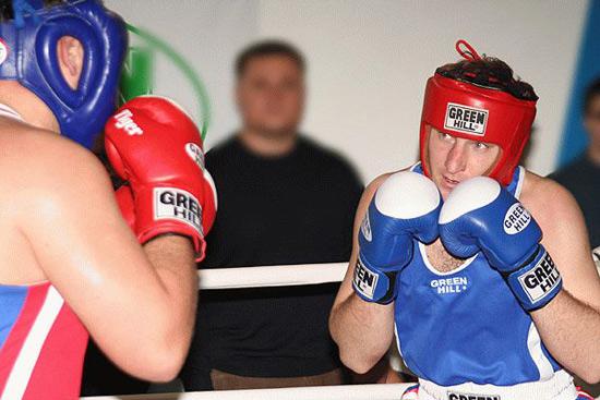 Кубок Евразии по боксу среди фитнес-центров