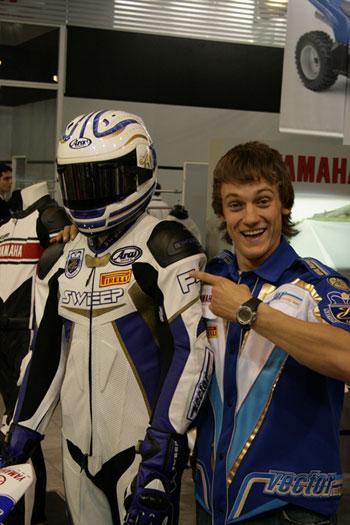Команда Vector на Мото Парк 2007, Чемпионата мира по шоссейно-кольцевым гонкам WSBK 2007