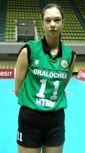 Екатерина Гамова, волейболистка