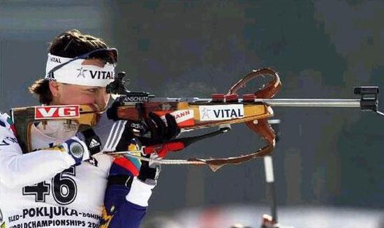 Лив Грет Пуаре, биатлон