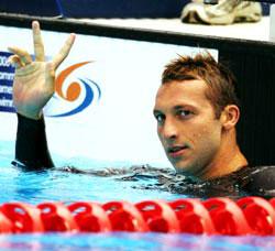 Ян Торп, пловец