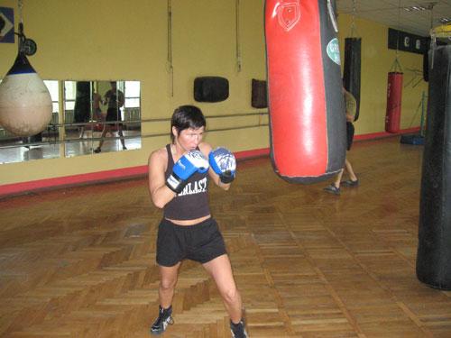 Женщина-боксер, женский профессиональный бокс, Анастасия Тактоулова интервью для СпортОбзор.Ру