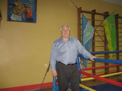бокс, тренер по профессиональному боксу Юрий Судаков, интервью для СпортОбзор.Ру