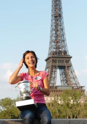 Анастасия Мыскина, теннис