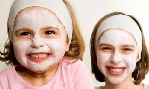 Маски для лица для подростков – домашний уход за молодой кожей