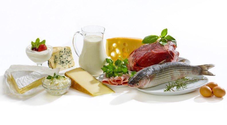 Список продуктов диеты Дюкана на чередовании